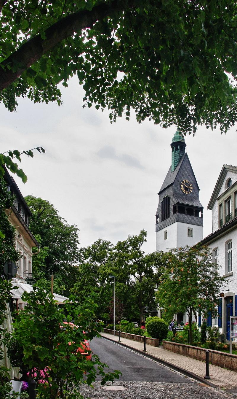 Kinkelstraße, Bonn-Oberkassel