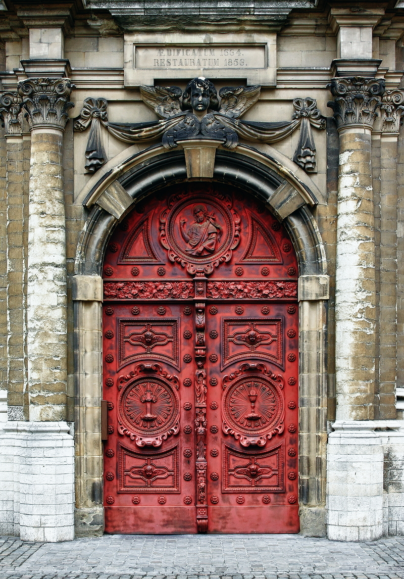Begijnhofkerk, Brussels