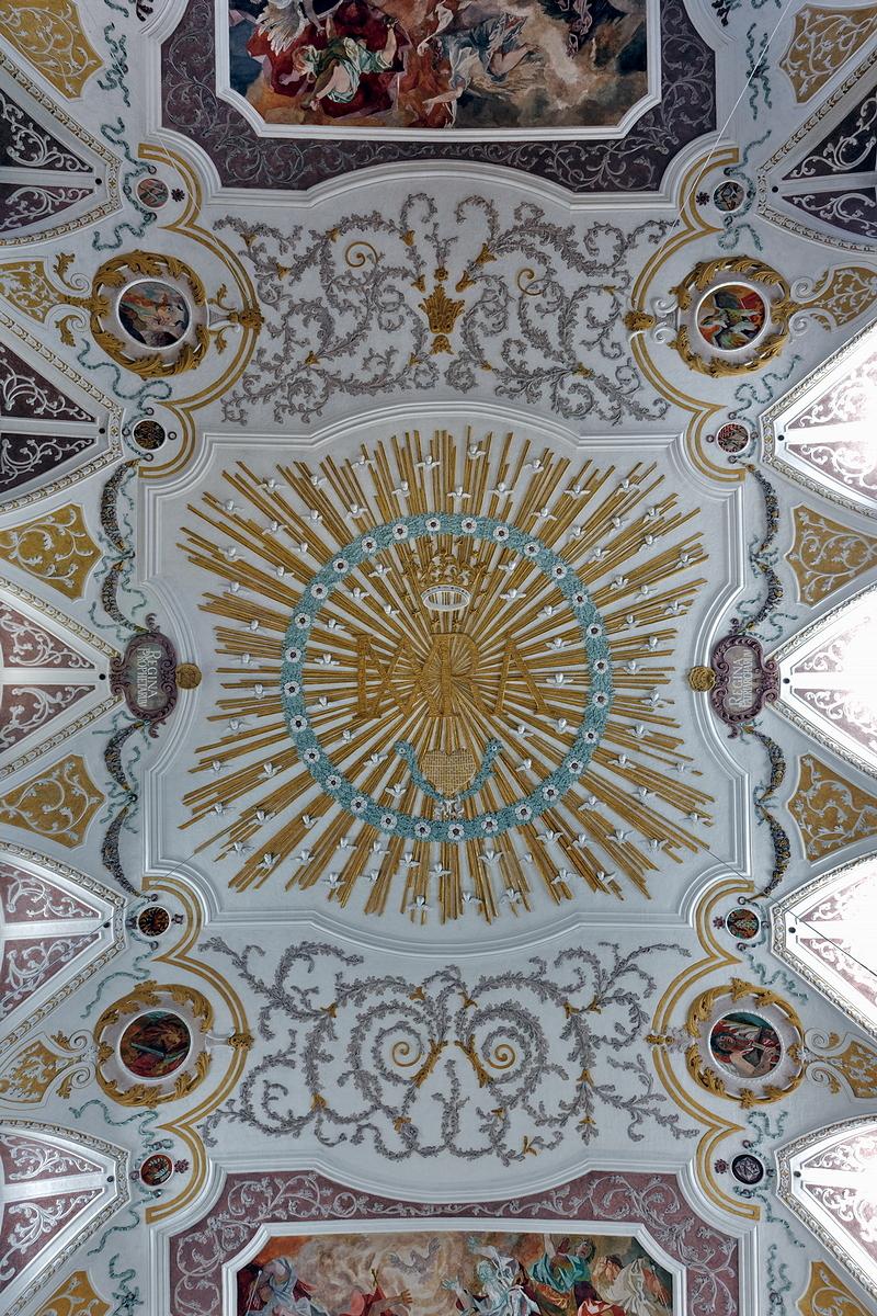 Bürgersaalkirche: Ceiling (pt. 2)