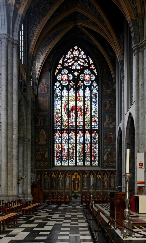 St Paul, Liège: Southern Transept