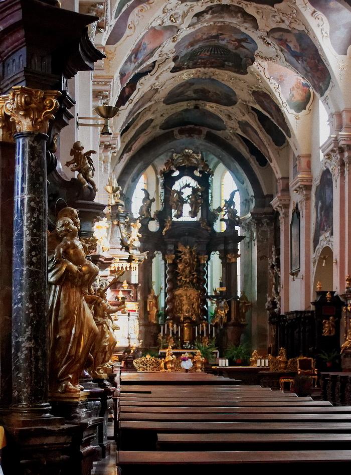 Strahov Monastery: Basilica (pt. 2)