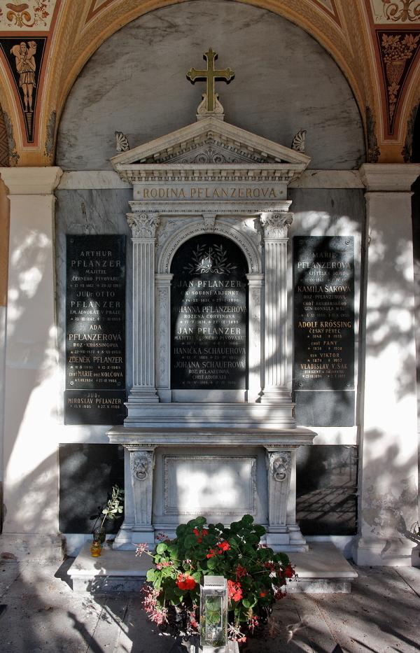 Vyšehrad: Cemetery (pt. 4)