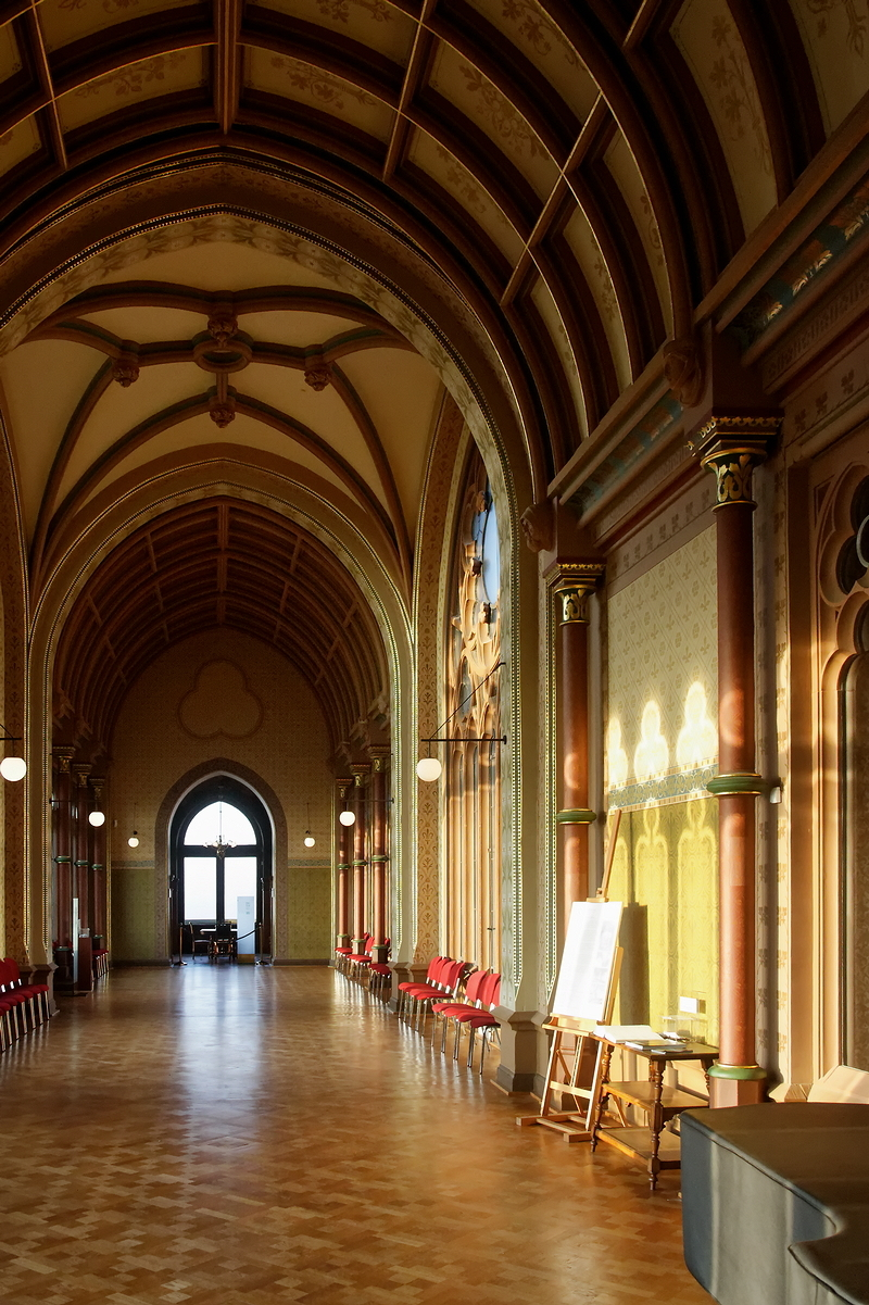 Drachenburg: Art Hall