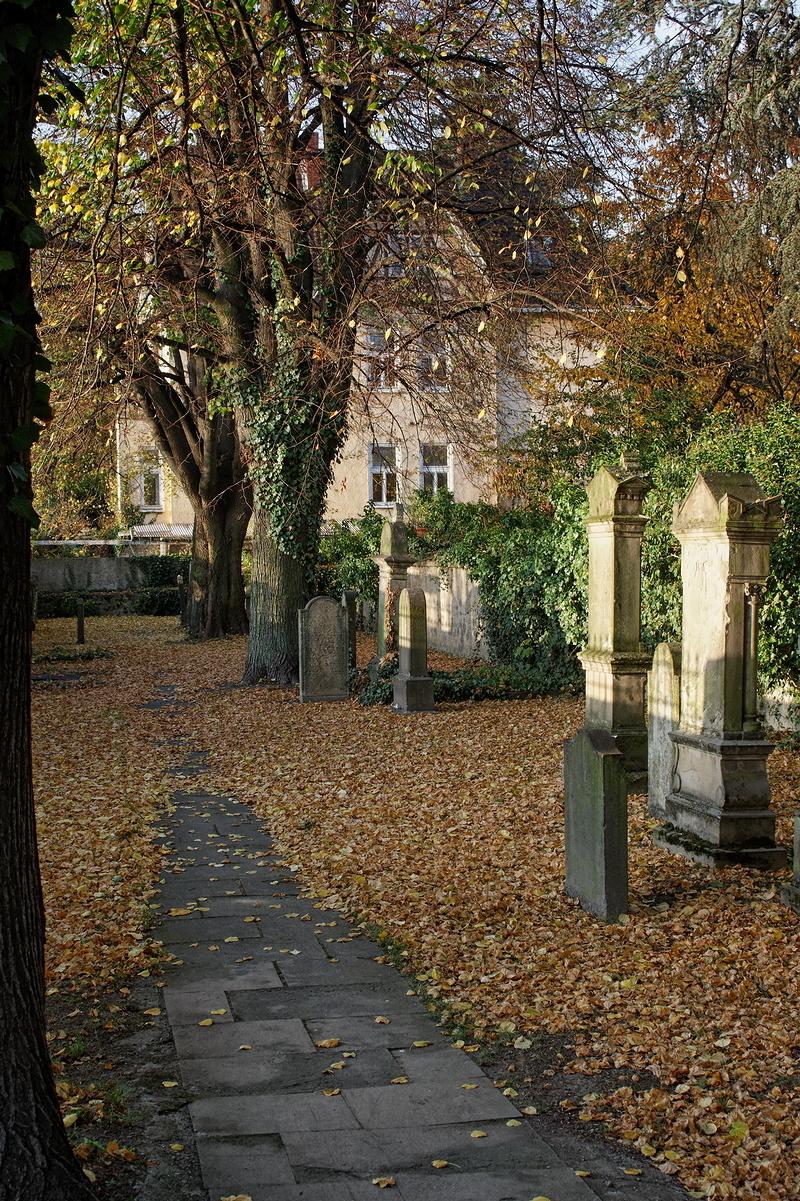 Jewish Cemetery, Königswinter