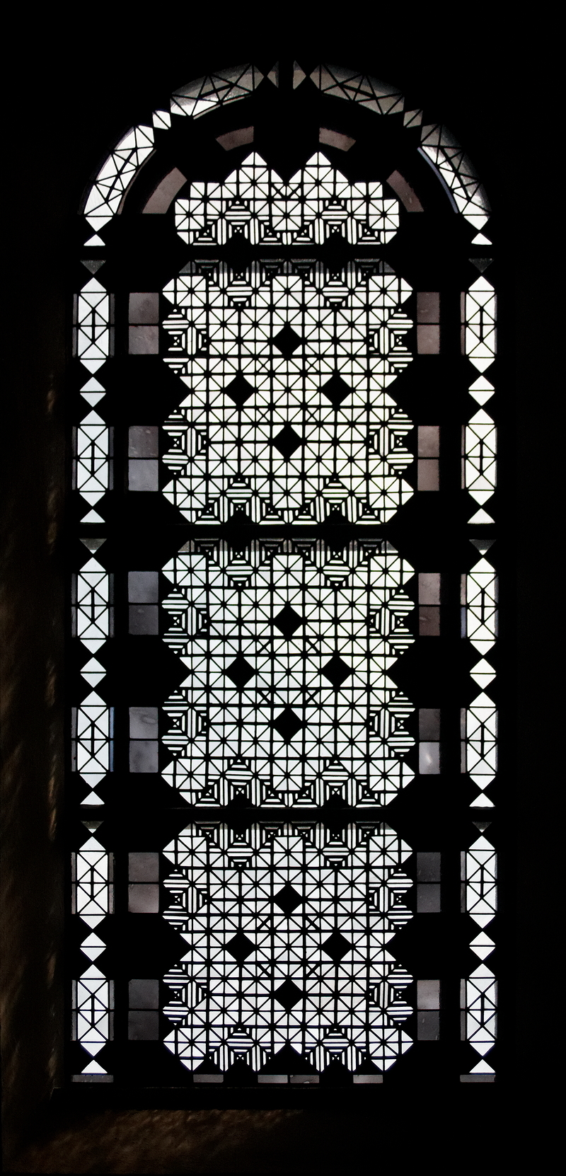 St Vitus, Mönchengladbach: Window