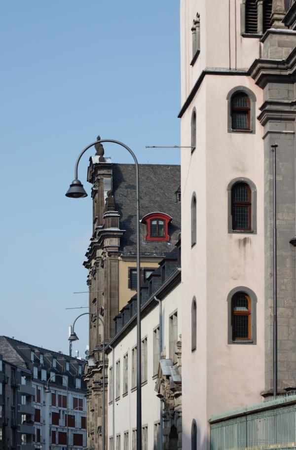 Marzellenstraße, Cologne