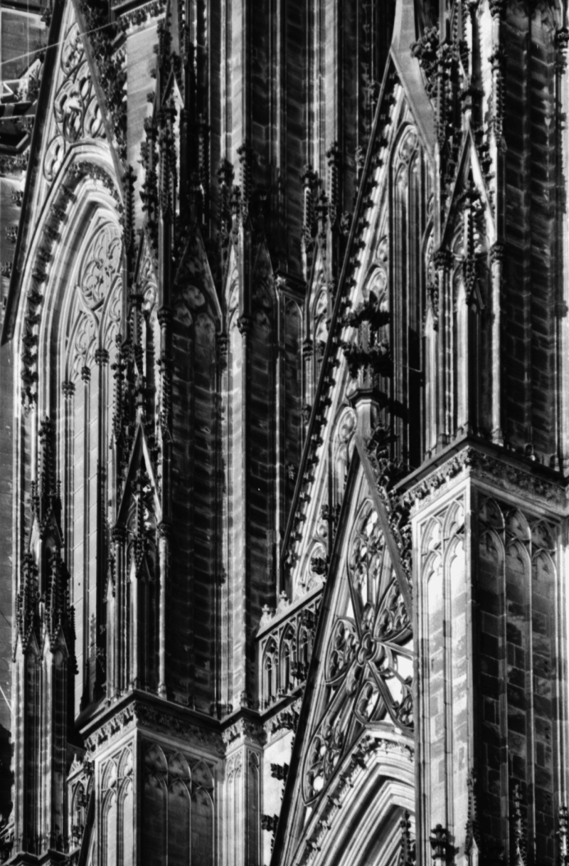Cologne Cathedral: Westwork