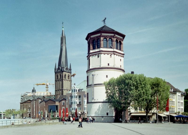 Burgplatz, Düsseldorf
