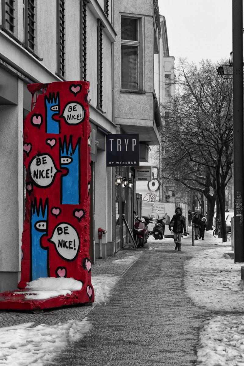 Chausseestraße, Berlin