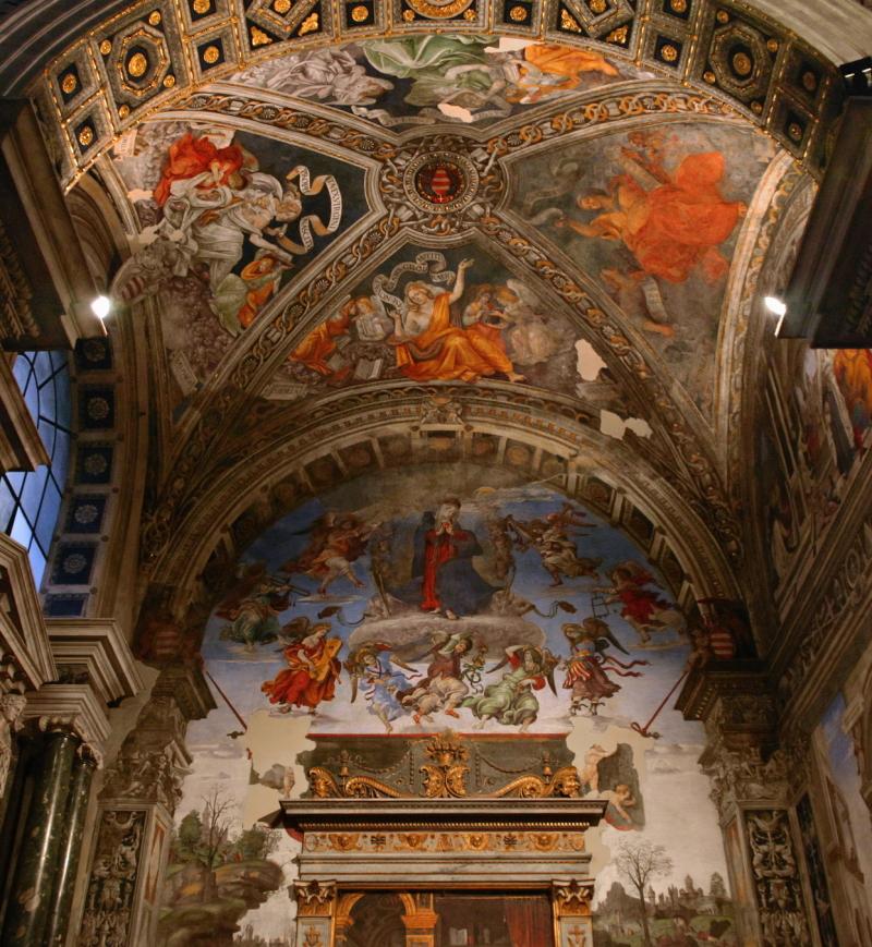 Santa Maria sopra Minerva: Carafa Chapel