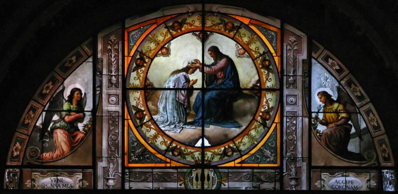 Santa Maria sopra Minerva: Window
