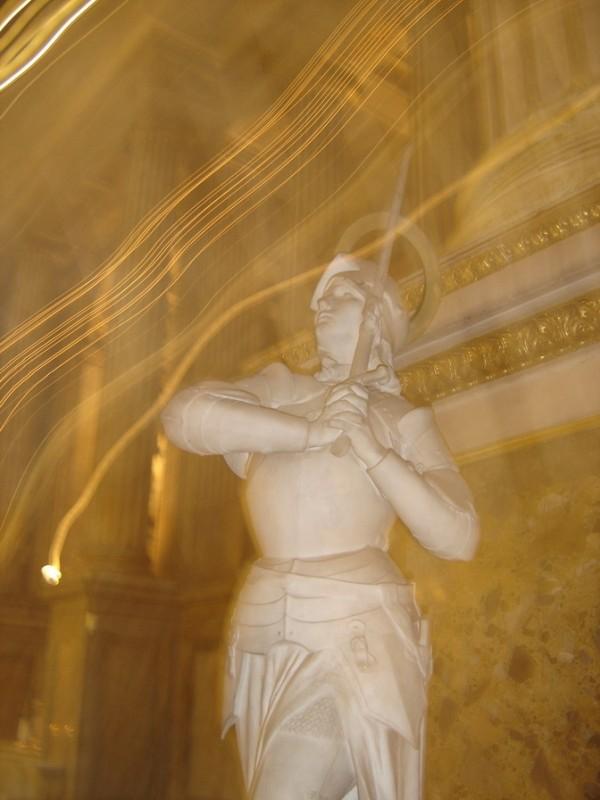 statue madeleine