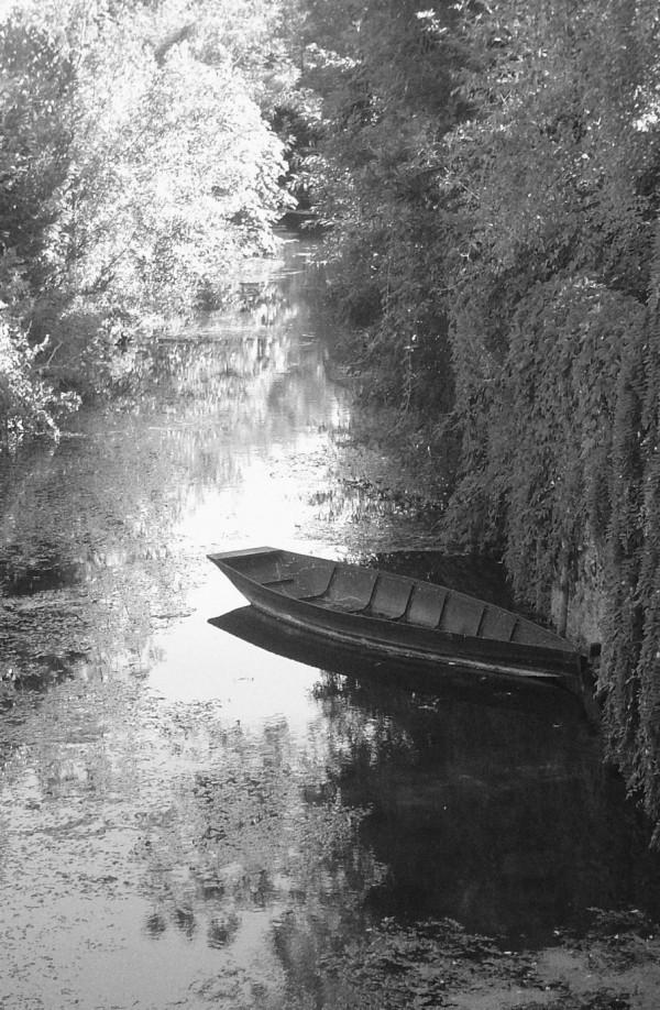 barque marais poitevin