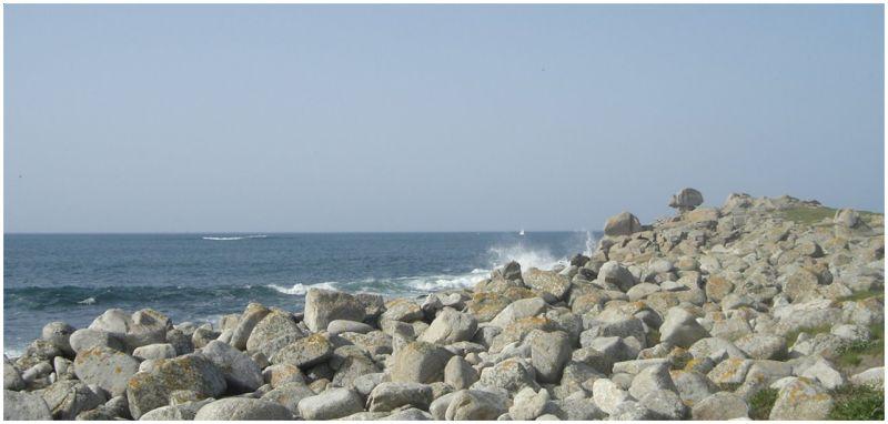 bord de mer en Bretagne