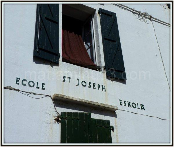 école St-Jean de Luz