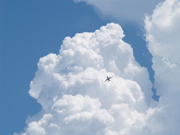 Towering cloud in summer ,fukuoka 13:13