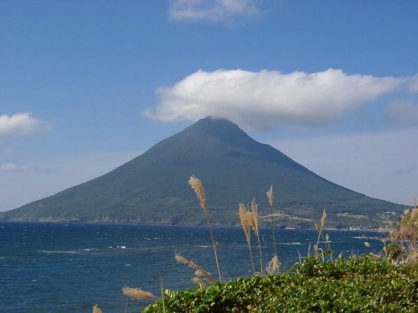 Mt.Kaimon,Kagoshima