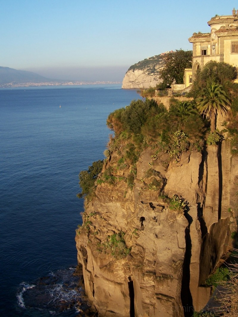 Cliff at Sorrento
