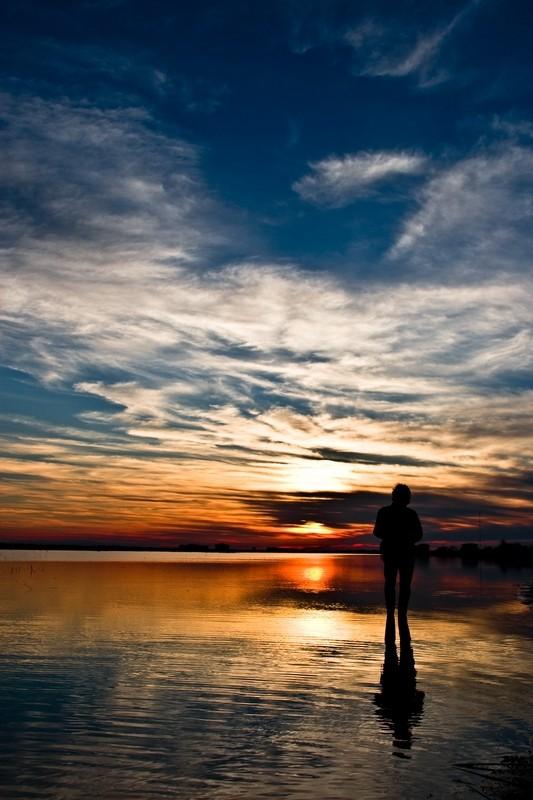 sunset,miankaaleh,miankale