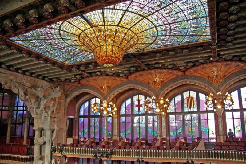 El Palau de la Música IV