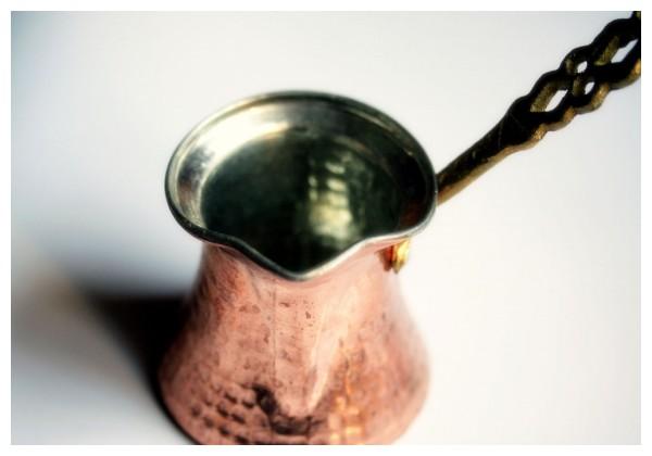 La petita cafetera turca