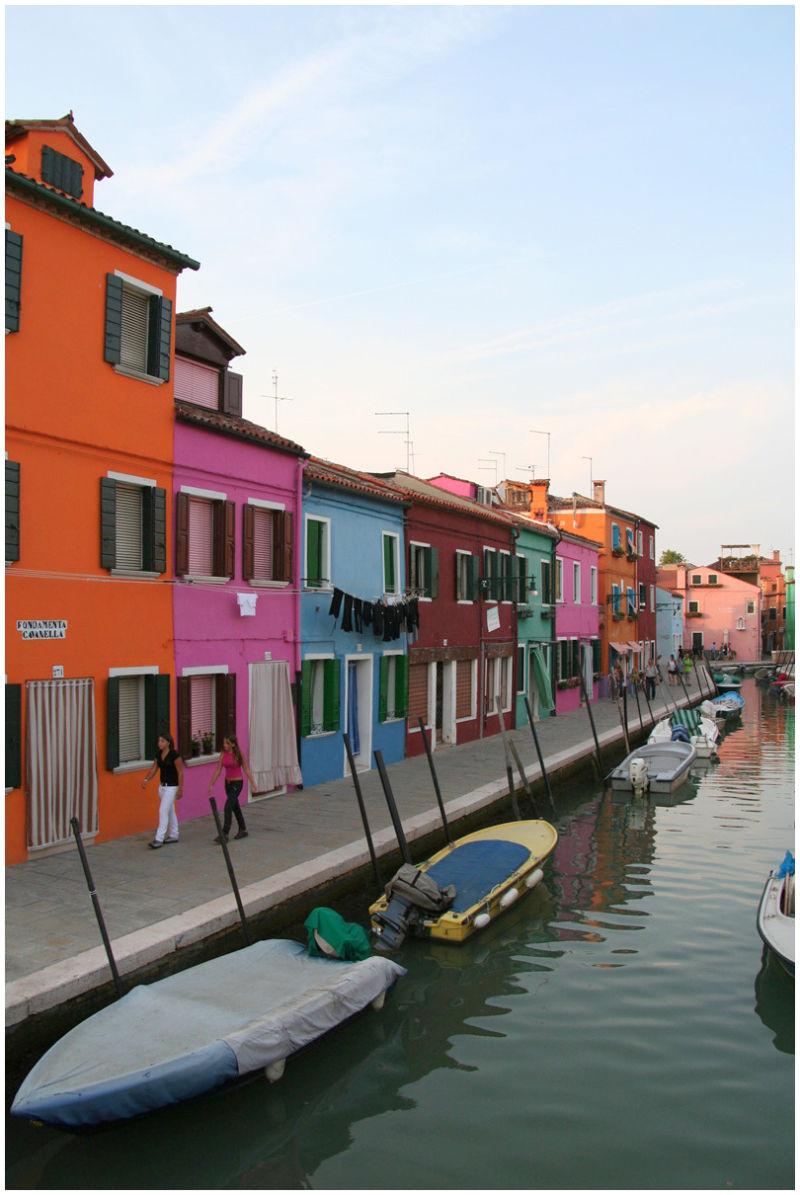 Els colors de Burano