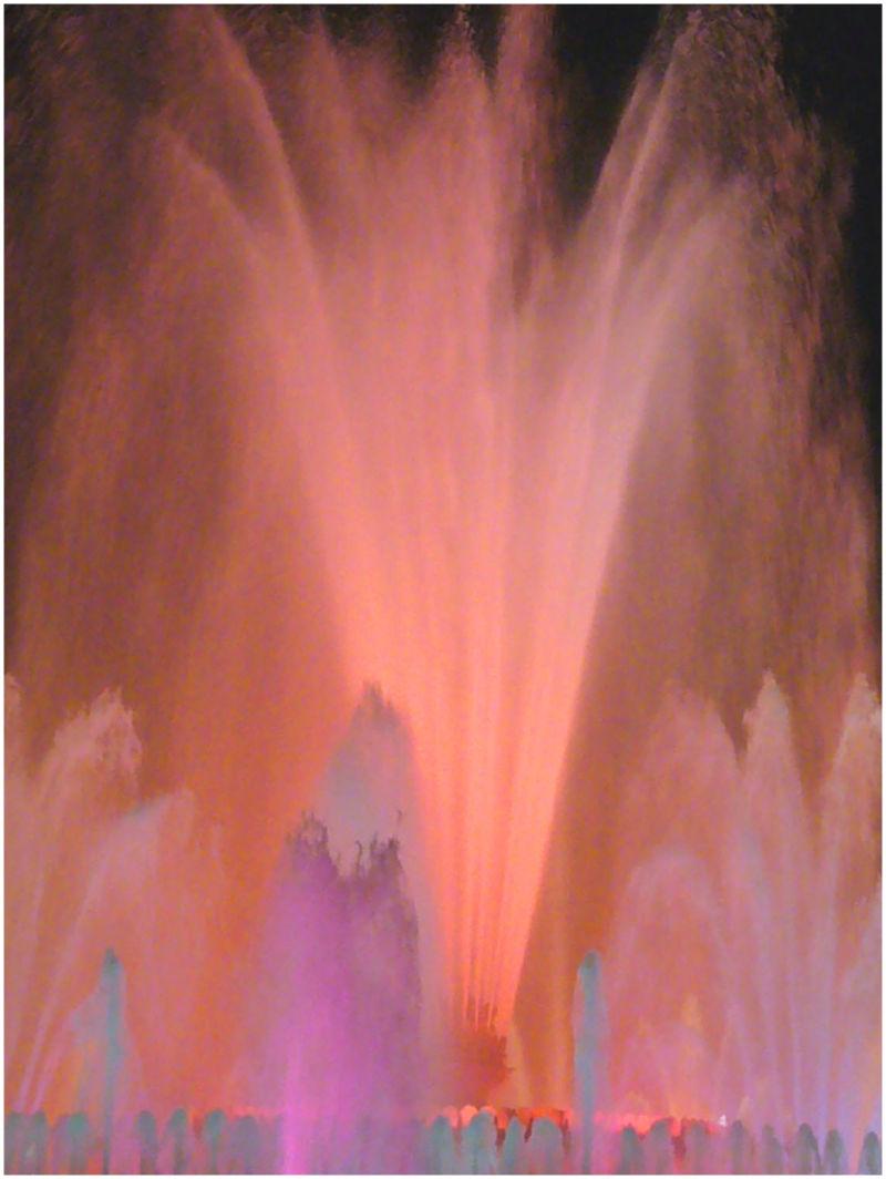 Els colors de l'aigua