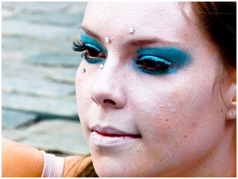 Imatge captada durant el Fringe Festival
