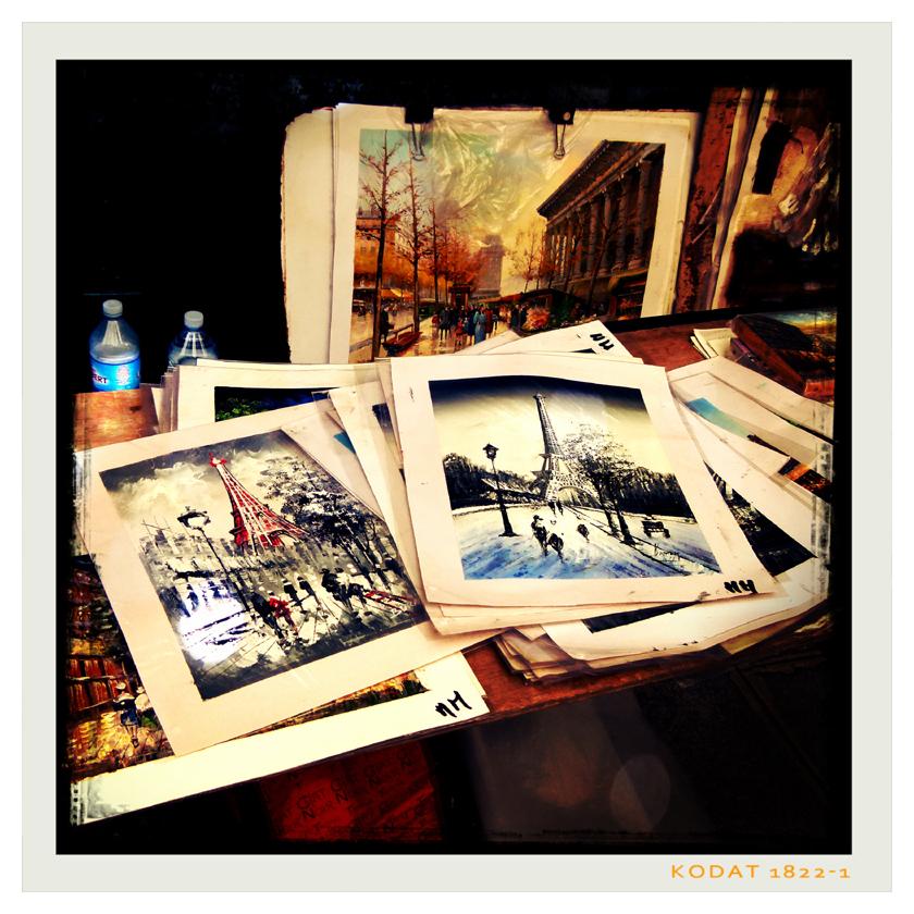 Paper Paris