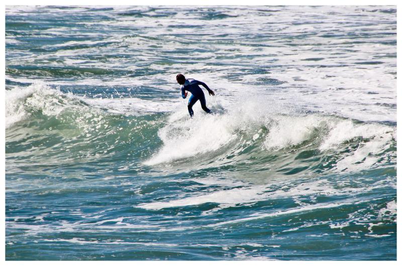 Cavalcant les onades