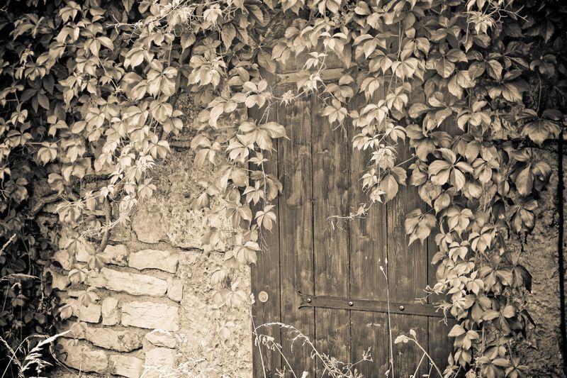 Veille porte