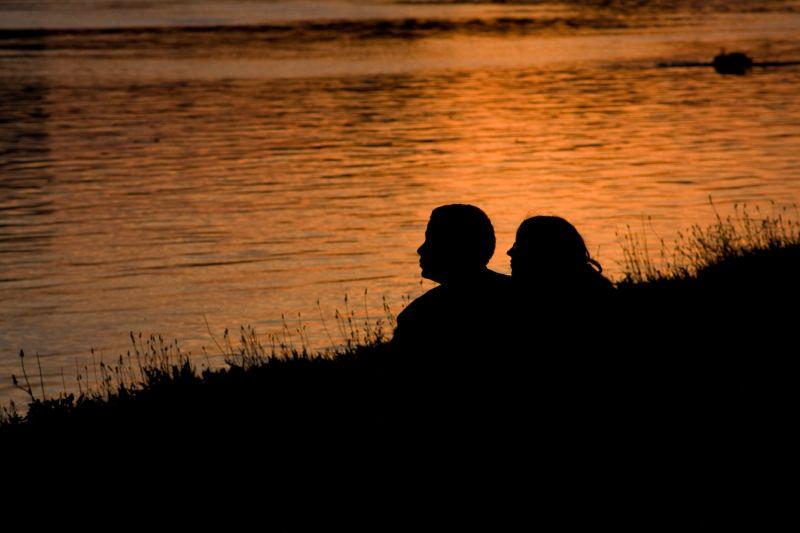Les amoureux de la Garonne