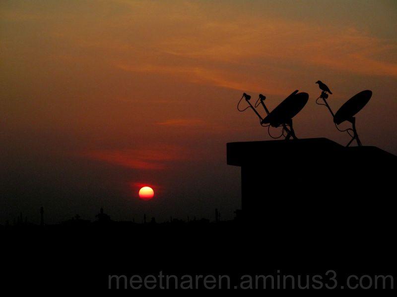 Evening terrace photoshoot - 1