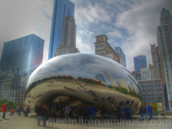 The Chicago Cloudgate