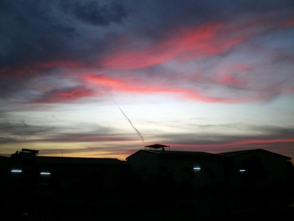 sunrise, early morning