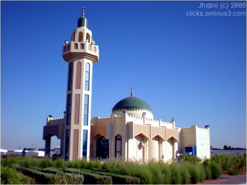 Abu Dhabi, Mosque, Masjid