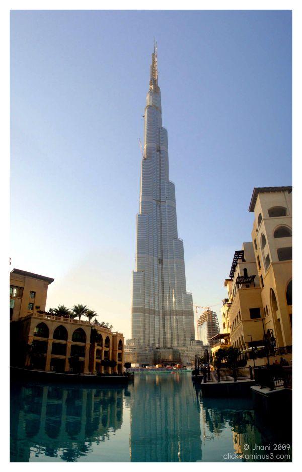 Burj Dubai, Tallest Building, Tallest Tower, Dubai