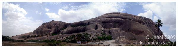 Bhongir, India, Bhongir Fort