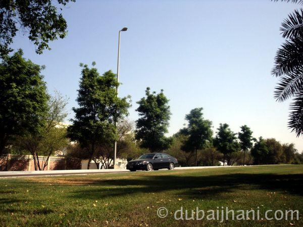 Abu Dhabi City Roads