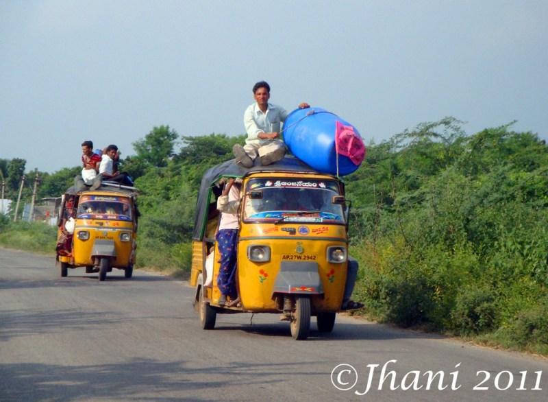 Tranportation in Telangana, Telangana
