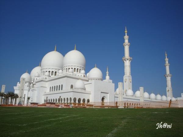 Shaik Zayed Mosque