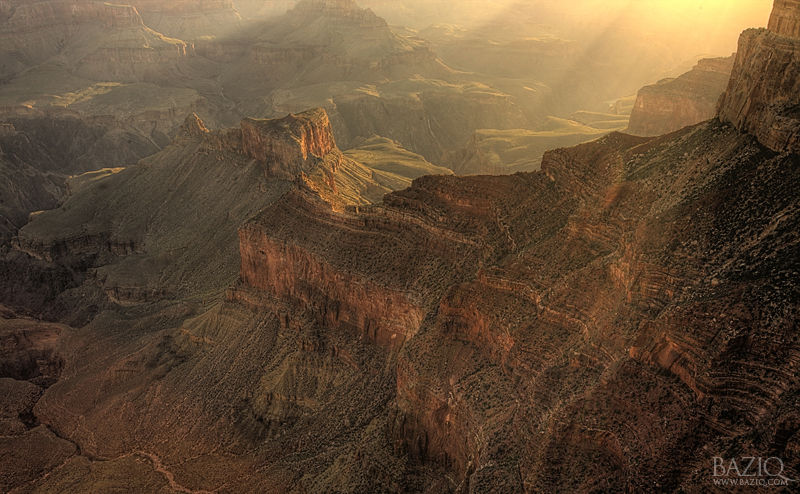 Grand Canyon - Yavapai view
