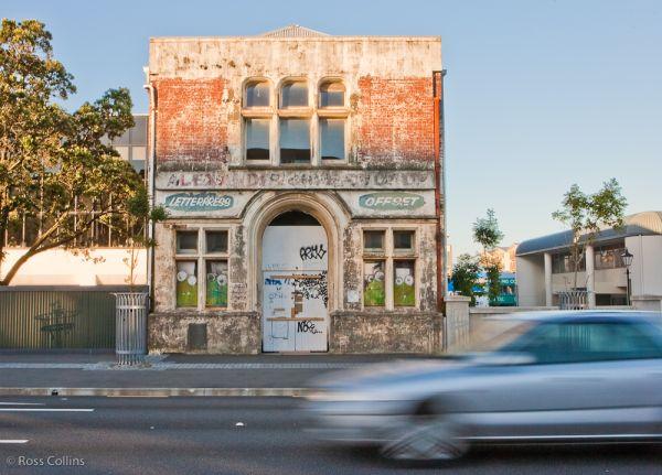 Wellington bypass architecture