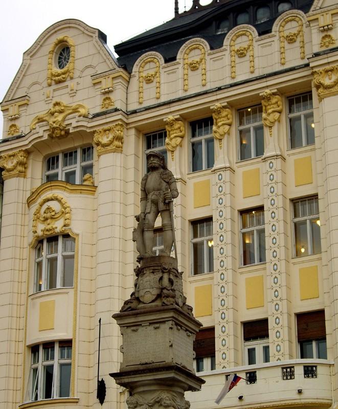 Main Square, Old Town, Bratislava