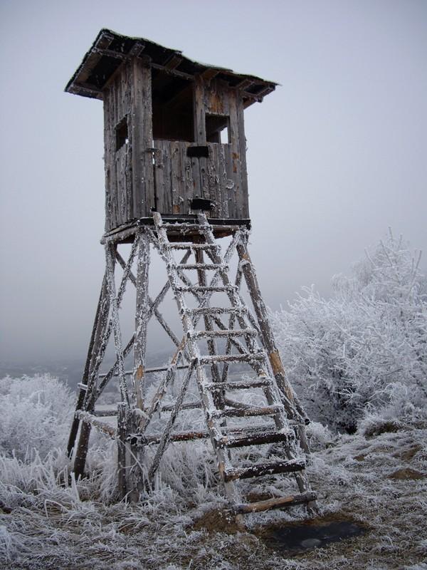 Hunters' seat, Vtacnik Mountains, Slovakia