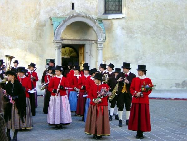 Town band - Cortina d'Ampezzo, Italy