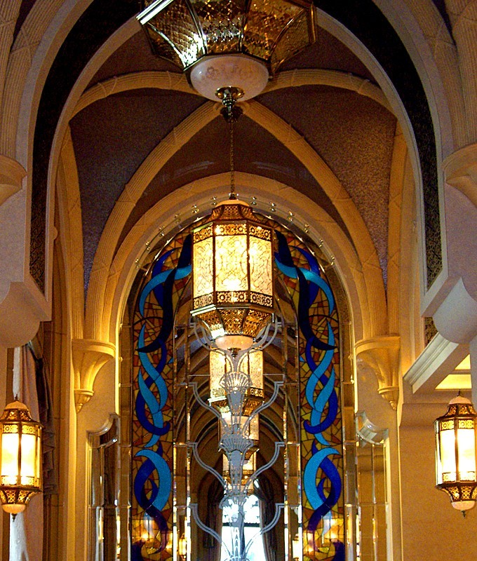 Restaurant, Emirates Palace Hotel, Abu Dhabi