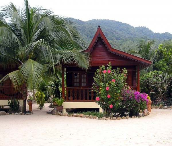 Beach hut II - Koh Phangan, Thailand