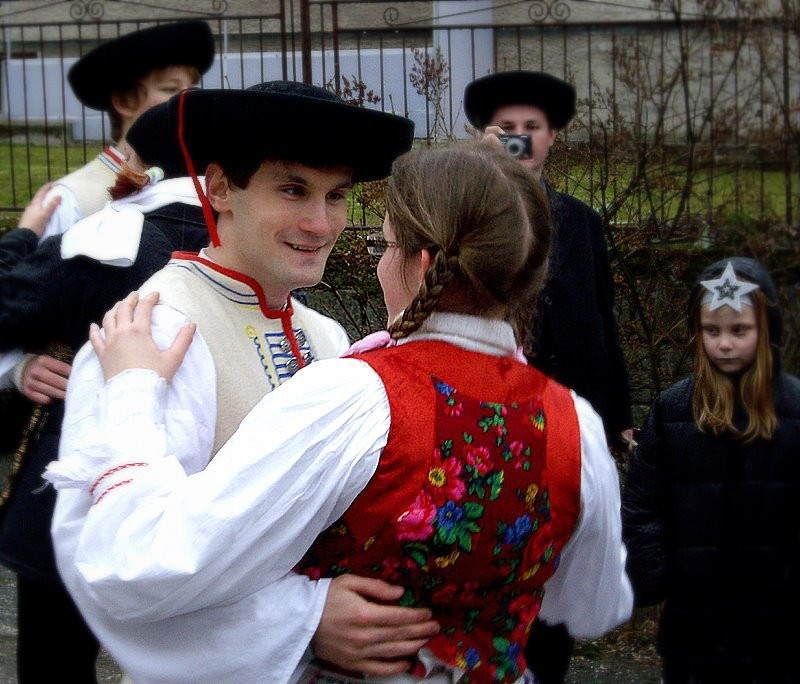 Dancers - Cigel, Slovakia