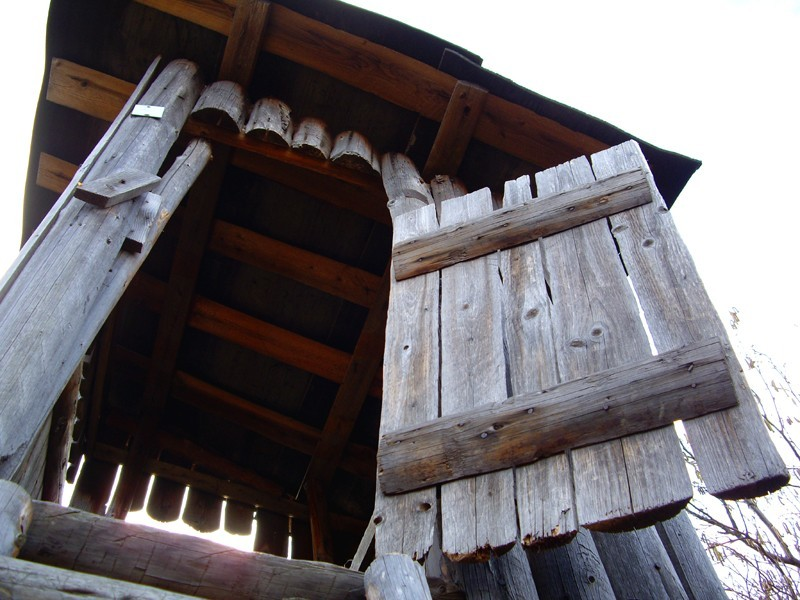 Hunters' seat revisited - Cigel, Slovakia